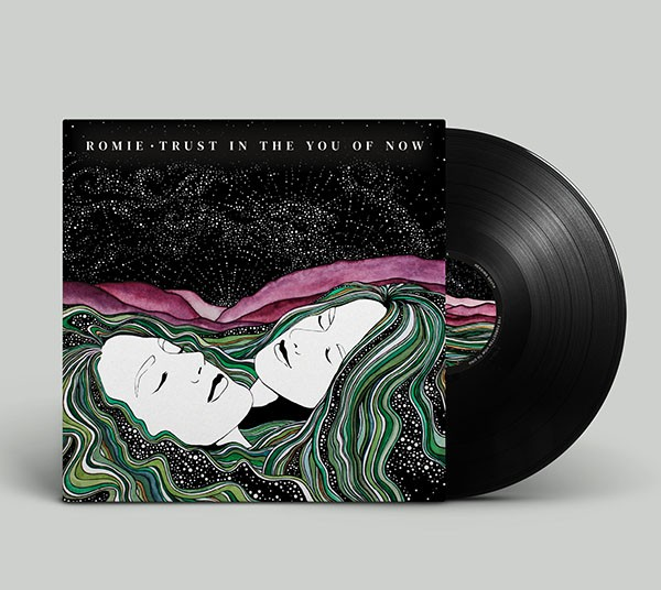 "Romie: TRUST IN THE YOU OF NOW (Vinyl inkl. 12"" Poster)"
