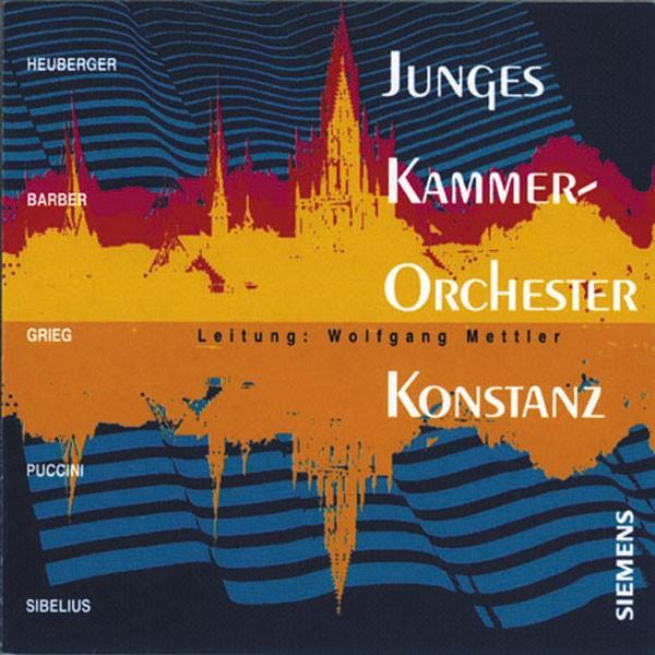 Junges KO Konstanz, Ltg.: Wolfgang Mettler: JUNGES KAMMER-ORCHESTER KONSTANZ