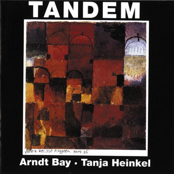Arndt Bay, Tanja Heinkel: TANDEM - DUO FÜR SAXOPHON