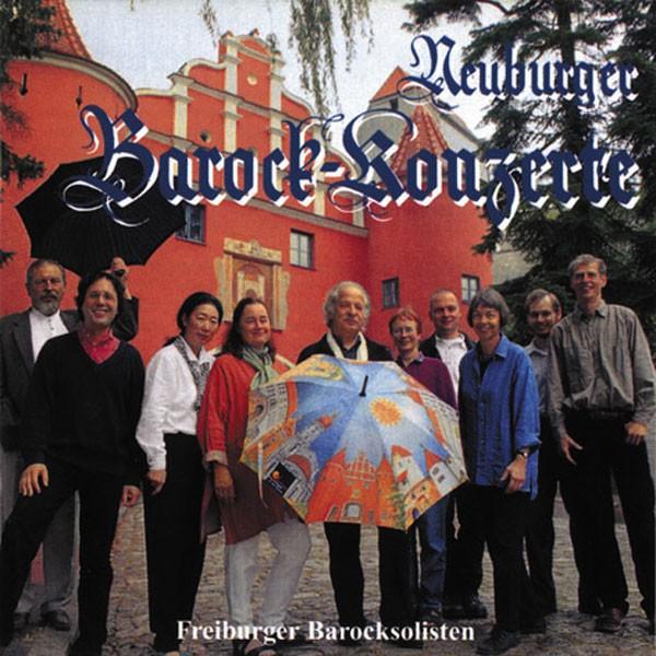 Freiburger Barocksolisten, Ltg.: Günter Theis: 52. NEUBURGER BAROCK-KONZERTE 1999