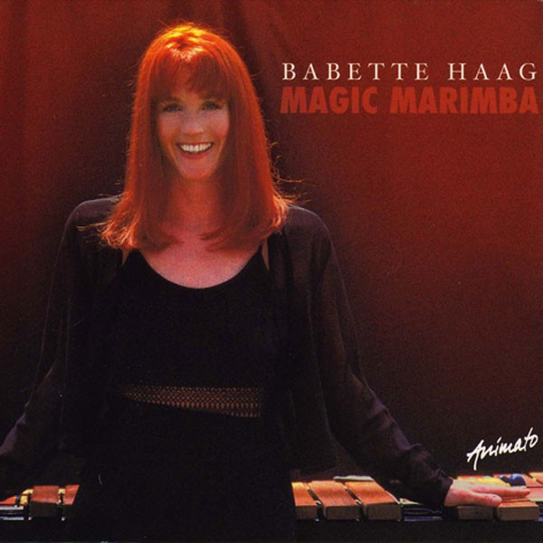 Babette Haag: MAGIC MARIMBA