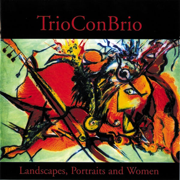 TrioConBrio: LANDSCAPES, PORTRAITS AND WOMEN