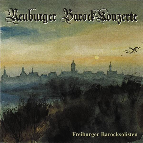 Freiburger Barocksolisten, Ltg.: Günter Theis: 54. NEUBURGER BAROCK-KONZERTE 2001
