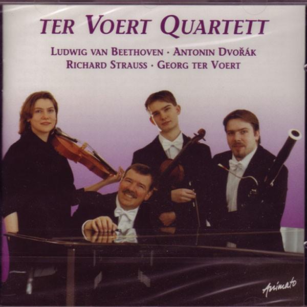 Ter Voert Quartett: BEETHOVEN, DVORAK - TER VOERT