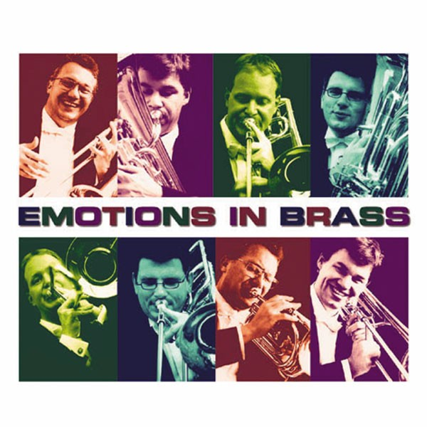 Quattrobones, Ltg.: Ernst Hutter: EMOTIONS IN BRASS