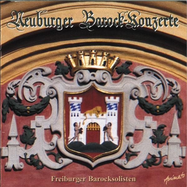 Freiburger Barocksolisten, Ltg.: Günter Theis: 55. NEUBURGER BAROCK-KONZERTE 2002