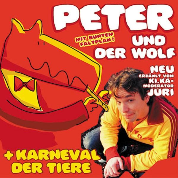 Juri Tetzlaff und ProFive - Die Süddeutschen Bläsersolisten: PETER UND DER WOLF / KARNEVAL DER TIERE