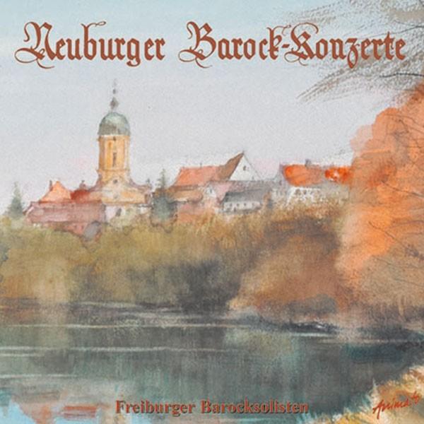 Freiburger Barocksolisten, Ltg.: Günter Theis: 56. NEUBURGER BAROCK-KONZERTE 2003