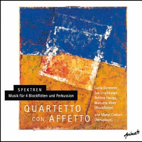 Quartetto Con Affetto: SPEKTREN