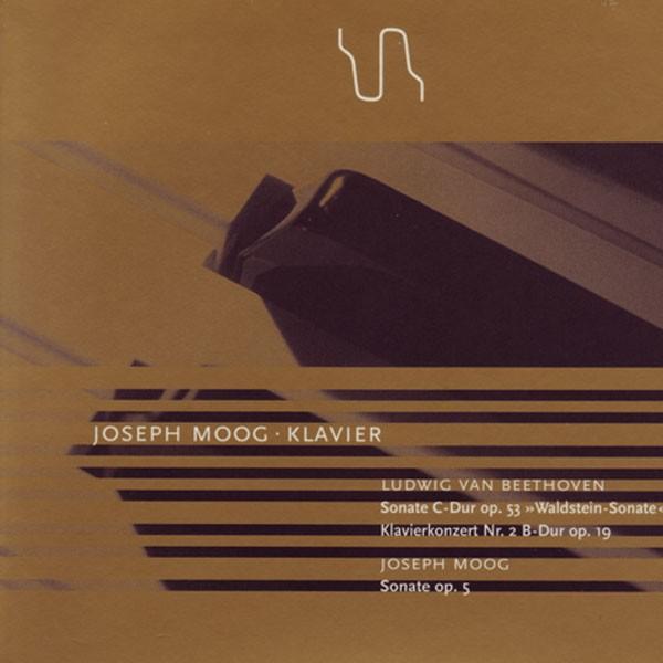 Joseph Moog: JOSEPH MOOG - KLAVIER