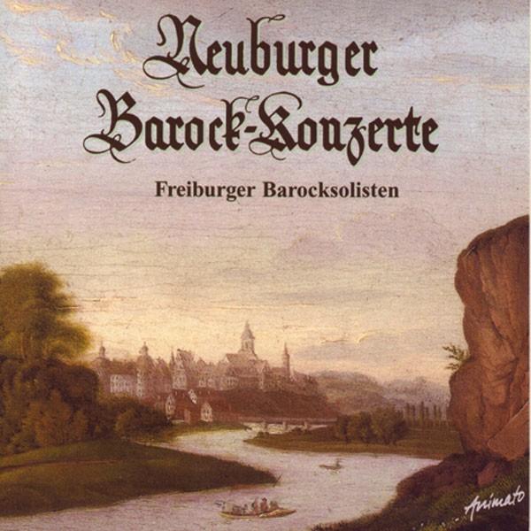 Freiburger Barocksolisten, Ltg.: Günter Theis: 57. NEUBURGER BAROCK-KONZERTE 2004