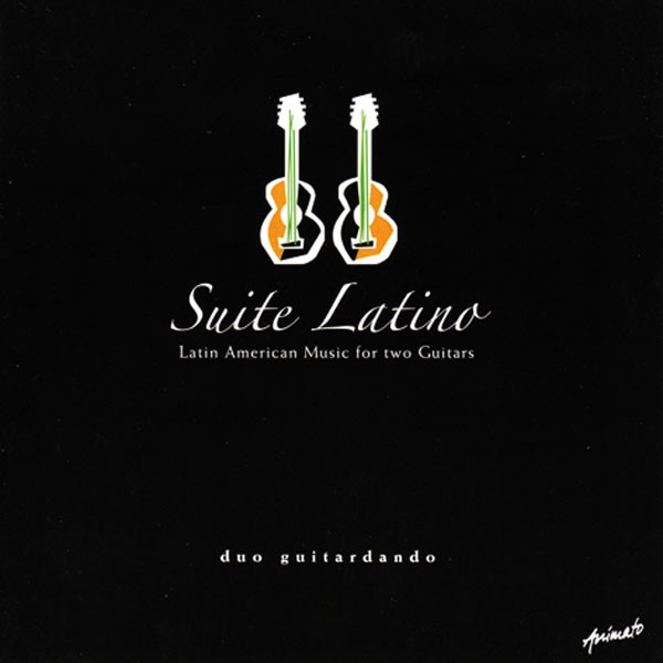 Duo Guitardando: SUITE LATINO