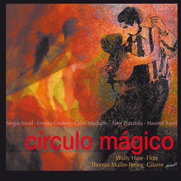 Wally Hase (Flöte) - Thomas Müller-Pering (Gitarre): CIRCULO MAGICO