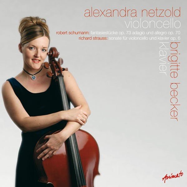 Alexandra Netzold / Brigitte Becker: SCHUMANN / STRAUSS