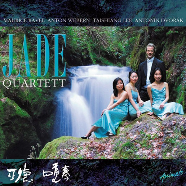 Jade Quartett: RAVEL, WEBERN, DVORÁK, LEE