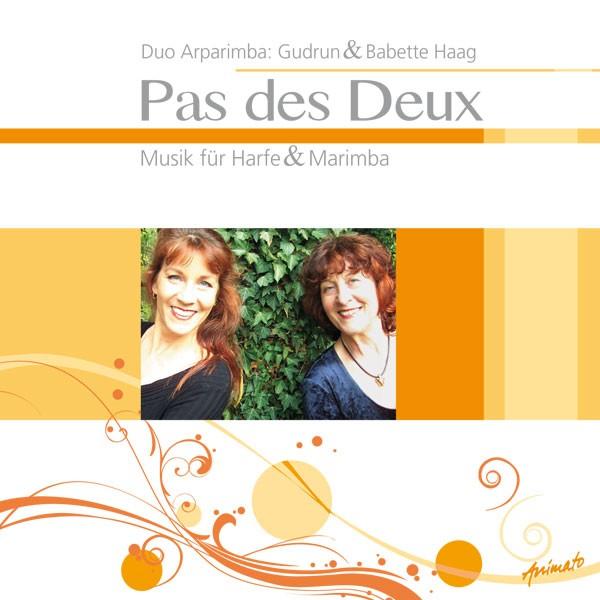Duo Arparimba: Gudrun & Babette Haag: PAS DES DEUX