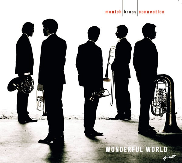 munich brass connection: WONDERFUL WORLD