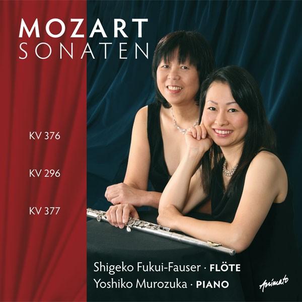 Shigeko Fukui-Fauser & Yoshiko Murozuka: MOZART SONATEN