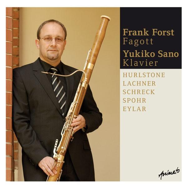 Frank Forst & Yukiko Sano: HURLSTONE LACHNER SCHRECK SPOHR EYLAR