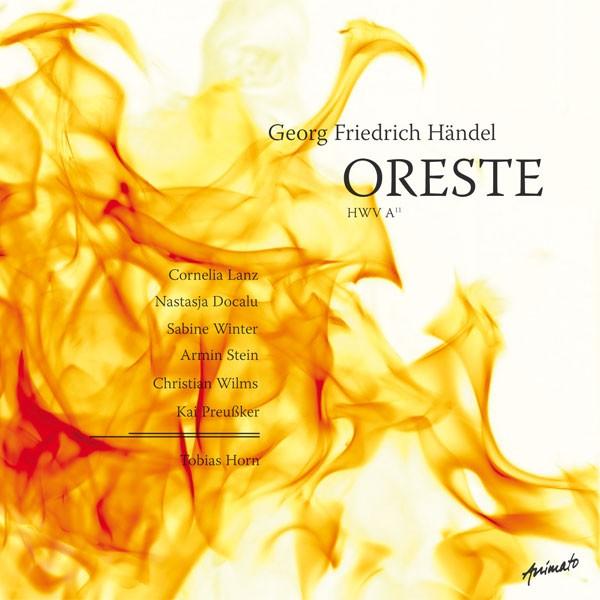 Georg Friedrich Händel: ORESTE