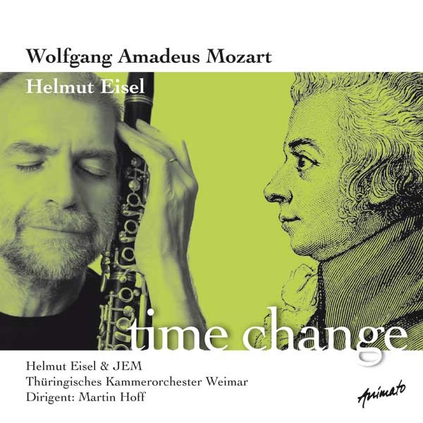 Helmut Eisel: TIME CHANGE