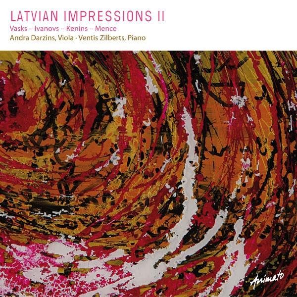 Andra Darzins: LATVIAN IMPRESSIONS II