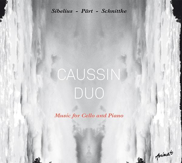 Caussin Duo: SIBELIUS - PÄRT - SCHNTTKE