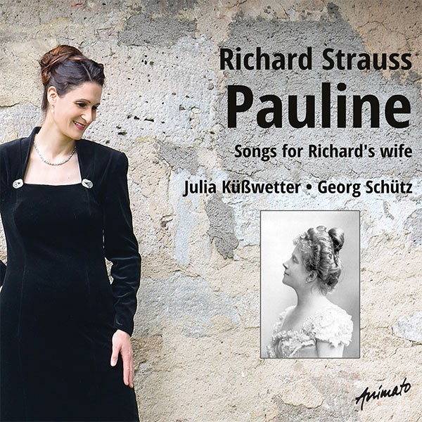 Julia Küßwetter: PAULINE - SONGS FOR RICHARD'S WIFE