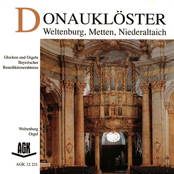 Various Artists: DONAUKLÖSTER
