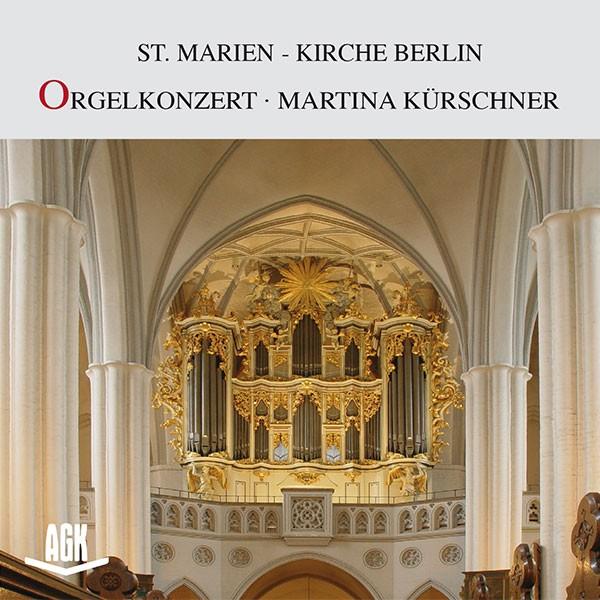Martina Kürschner: ORGELKONZERT