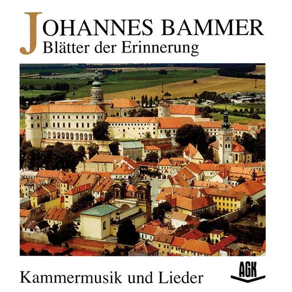 Various Artists: JOHANNES BAMMER - BLÄTTER DER ERINNERUNG