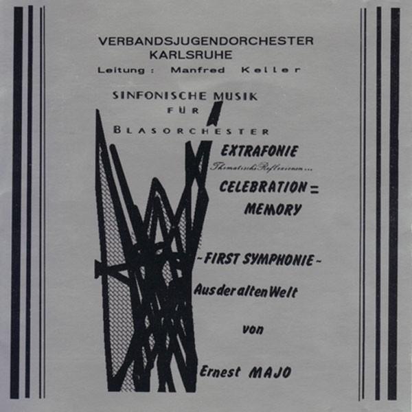Verbandsjugendorchester Karlsruhe: Sinfonische Musik für Blasorchester
