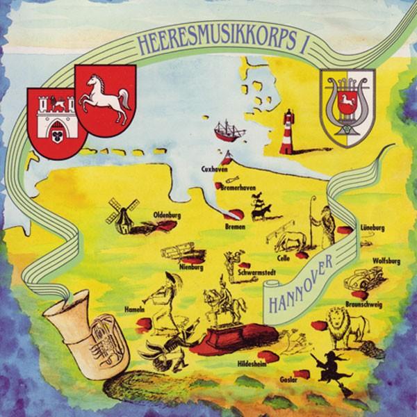Heeresmusikkorps 1 Hannover: Ltg. Martin Kötter: Da Capo