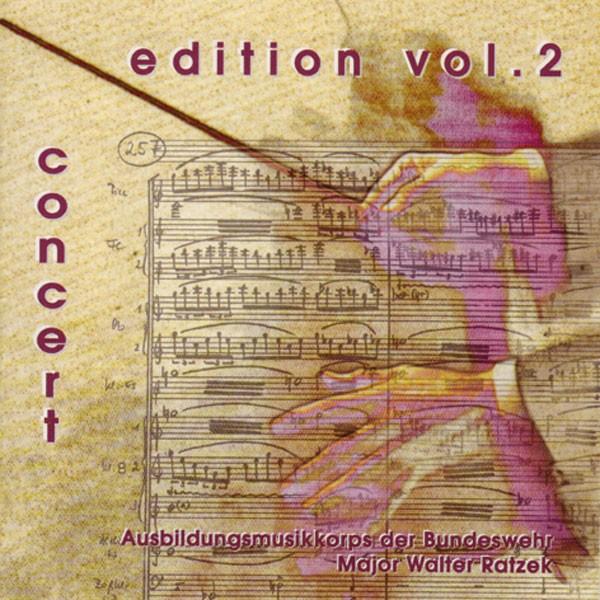 Ausbildungsmusikkorps Hilden, Ltg.: Walter Ratzek: Concert Edition Vol. 2