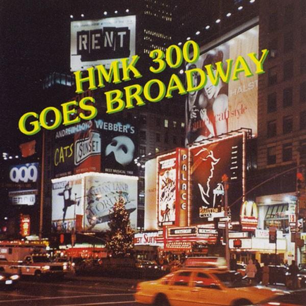 Heeresmusikkorps 300 Koblenz: Ltg. Thomas Klinkhammer: HMK 300 Goes Broadway
