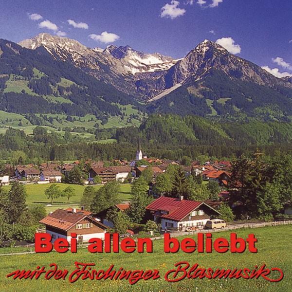 Musikkapelle Fischen im Allgäu: Bei allen beliebt
