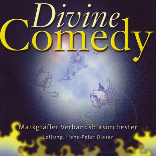 Markgräfler Verbandsblasorchester, Ltg. Hans-Peter Blaser: Devine Comedy