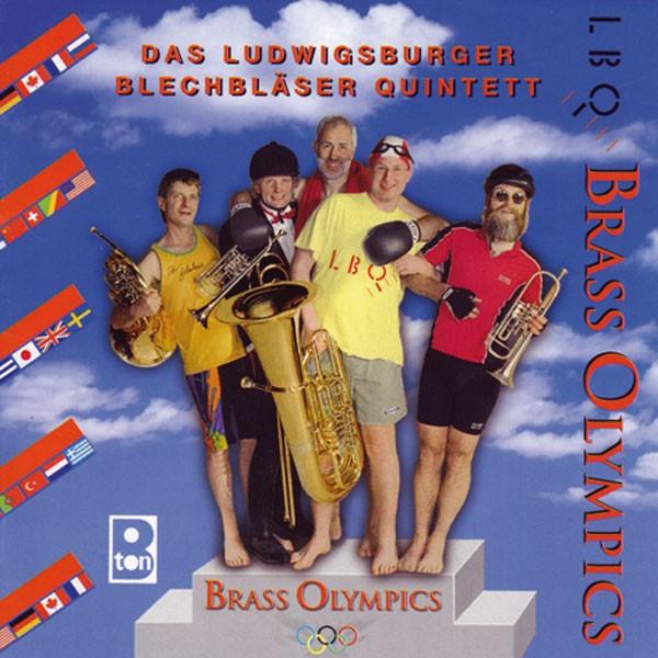 Ludwigsburger Blechbläser Quintett - LBBQ: Brass Olympics