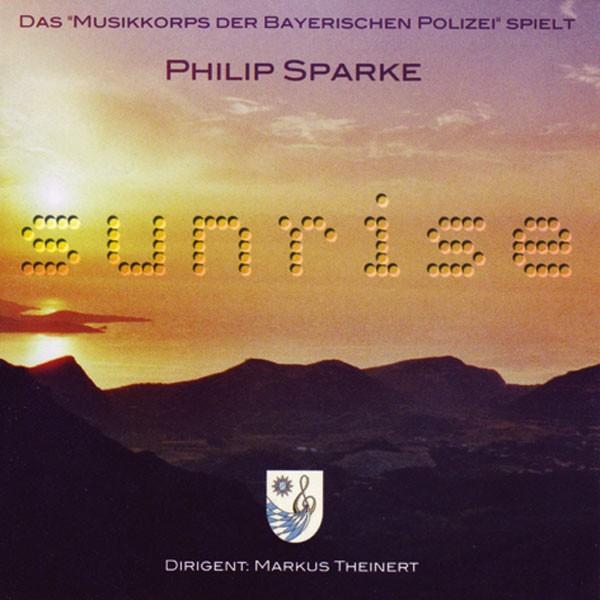 Musikkorps der Bayerischen Polizei, Dir.: Markus Theinert: Sunrise