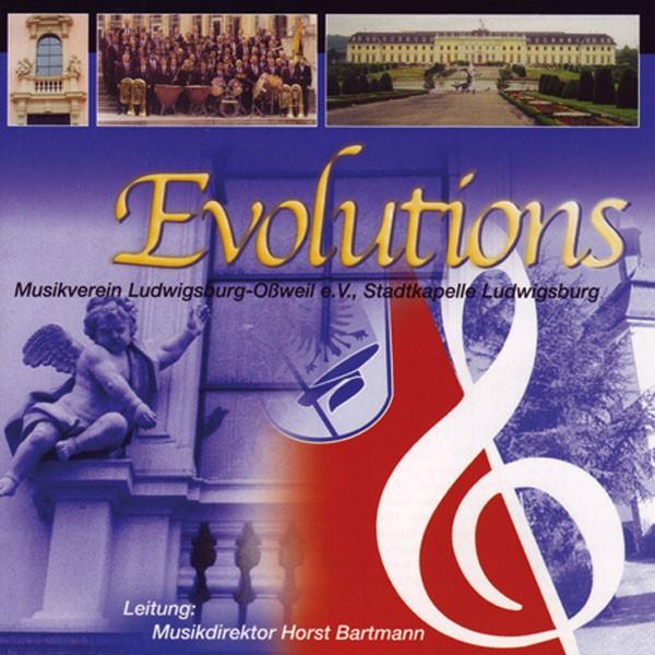 Musikverein Ossweil - Ludwigsburg, Dir.: Horst Bartmann: Evolutions