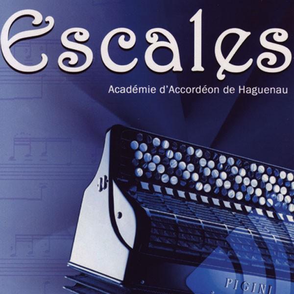 Académie d'Accordéon de Haguenau, Ltg.: Raymond Keith: Escales