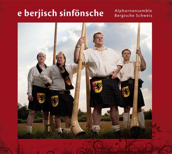 Alphornensemble Bergische Schweiz: e berjisch sinfönsche