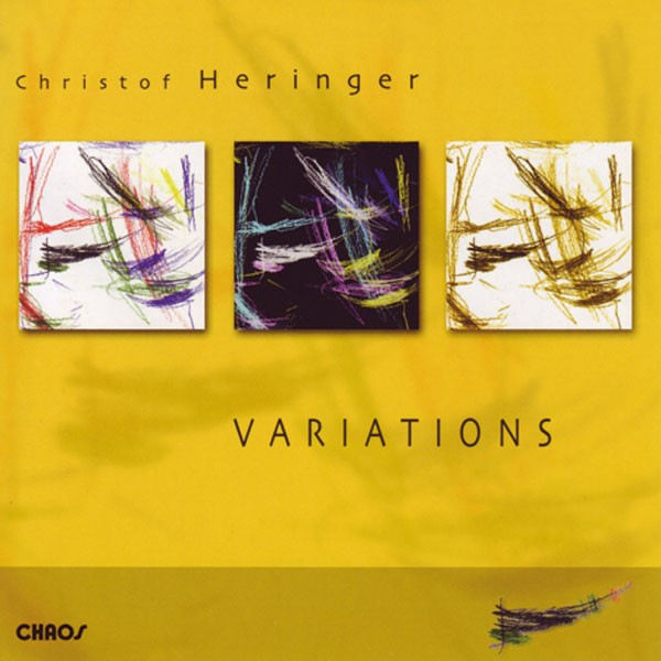 Christof Heringer: Variations