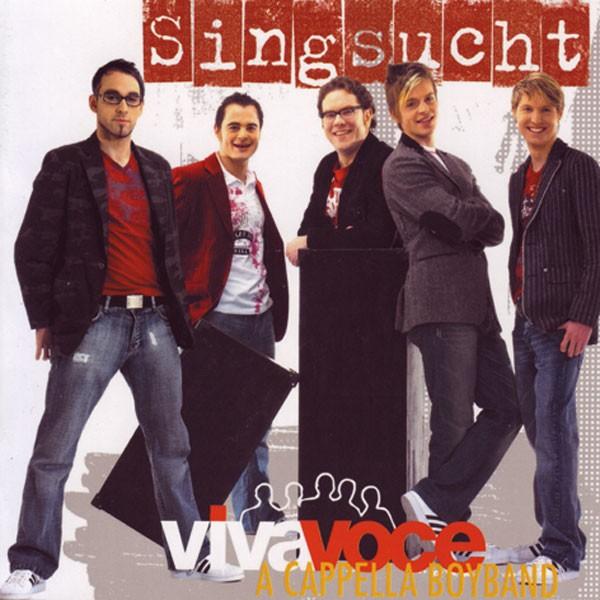 VIVA VOCE die a cappella Band: SINGSUCHT