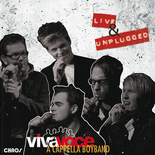 VIVA VOCE die a cappella Band: LIVE & UNPLUGGED