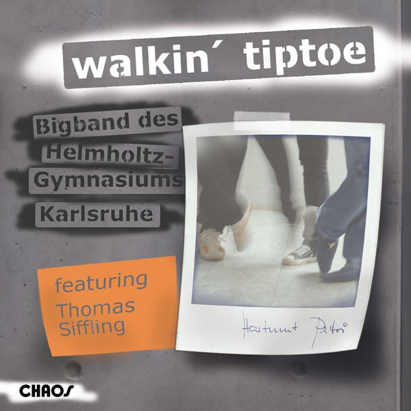 Bigband des Helmholtz-Gymnasiums Karlsruhe feat. Thomas Siffling: walkin' tiptoe