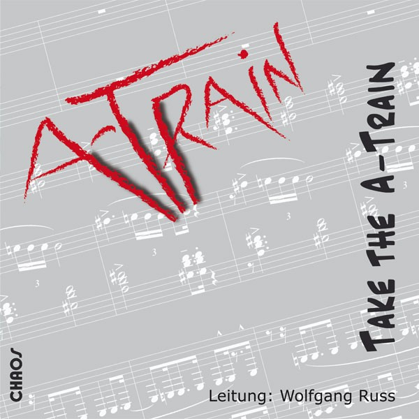 "Landes-Akkordeon-BigBand Hessen ""A-Train"": TAKE THE A-TRAIN"