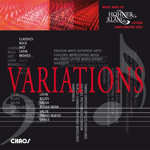 Orchester Hohnerklang, Ltg.: Hans-Günther Kölz: VARIATIONS