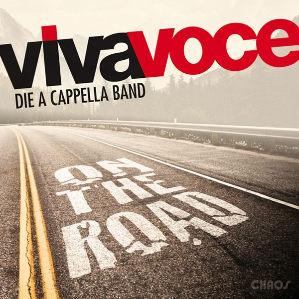 VIVA VOCE die a cappella Band: ON THE ROAD