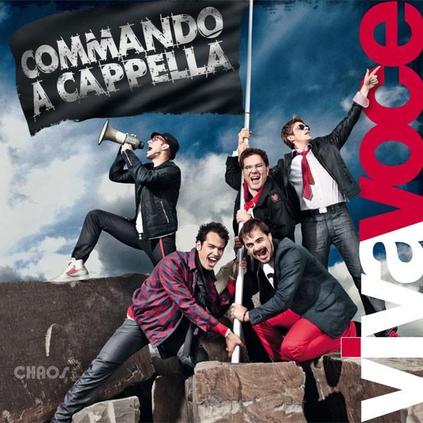 VIVA VOCE die a cappella Band: COMMANDO A CAPPELLA